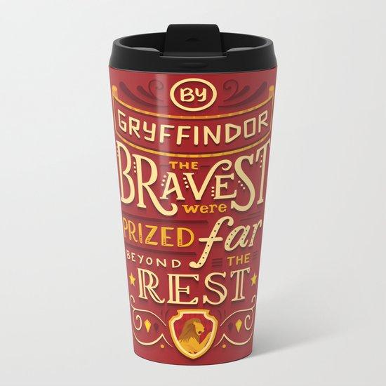 Bravery Metal Travel Mug