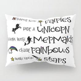 Dance With Fairies.. Pillow Sham