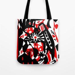 Licorice Tote Bag