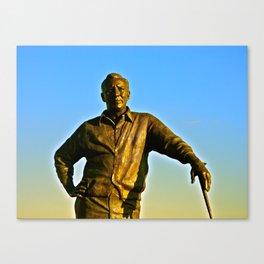 Arnie Canvas Print