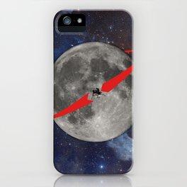 Lunar Lander iPhone Case