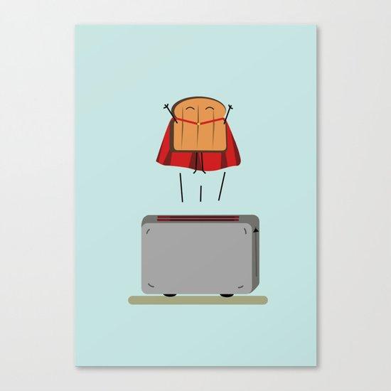 Supertoast! Canvas Print