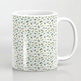 Turtle Pattern Coffee Mug