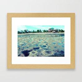 tremors 3 Framed Art Print