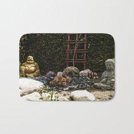 Meditate  Bath Mat