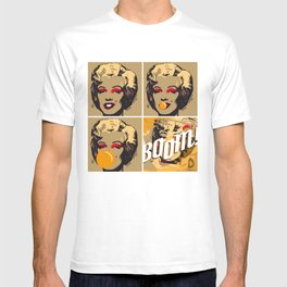 The end of Marilyn T-shirt