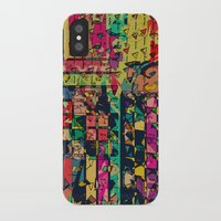 carnival iPhone & iPod Cases featuring Carnival by Glanoramay