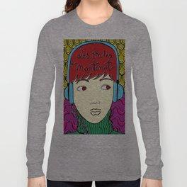 Les Ondes Martenot Long Sleeve T-shirt