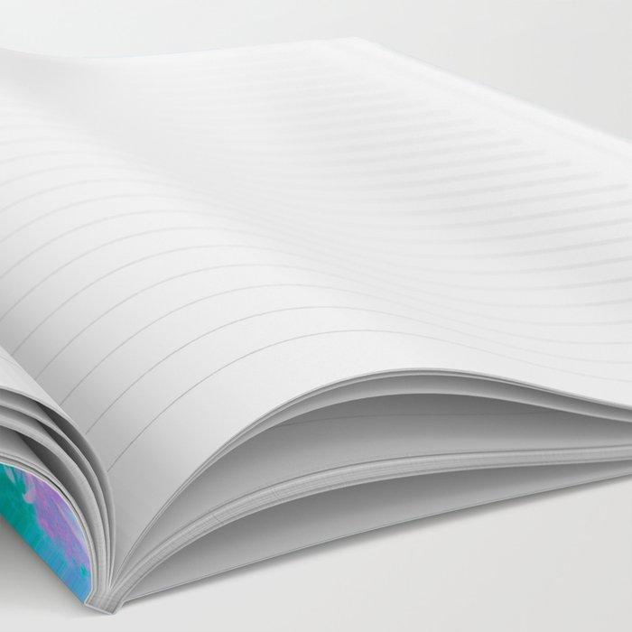 Aqua Melt Notebook