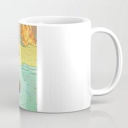 Enjoying Life at all cost Coffee Mug
