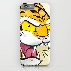 Tiger Tattoo Flash iPhone 6s Slim Case