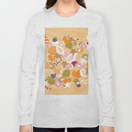 Fruit Salad Long Sleeve T-shirt