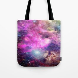 Dreamlike Starry Galaxy Tote Bag