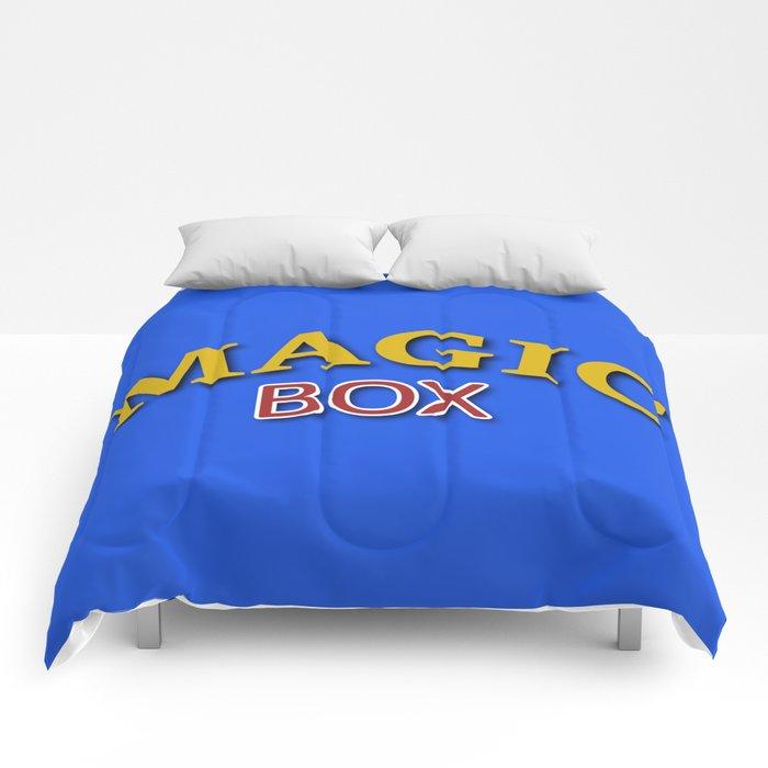 The Magic Box Comforters