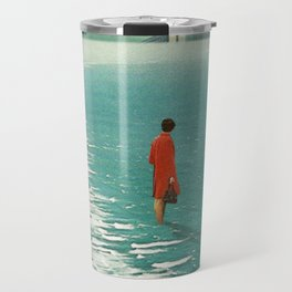 Waiting For The Cities To Fade Out Travel Mug