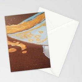 Spilled over Stationery Cards