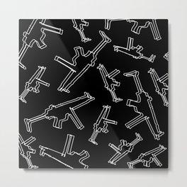 M P 5 Metal Print