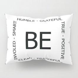 BE Pillow Sham