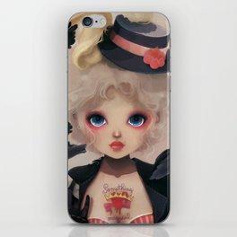 Les petits becs... iPhone Skin