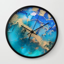 Dream Sky Wall Clock