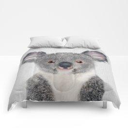 Baby Koala - Colorful Comforters