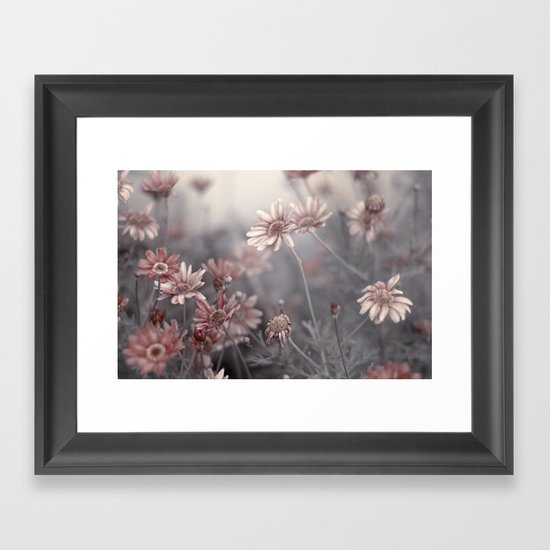 we are nowhere and it's now Framed Art Print