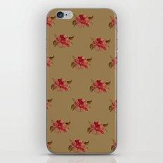 Rose Pattern iPhone & iPod Skin