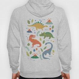 Dinos + Volcanoes Hoody