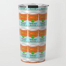 Warhol Travel Mug