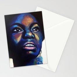Nina Simone Stationery Cards
