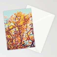 Mountain Fall Stationery Cards