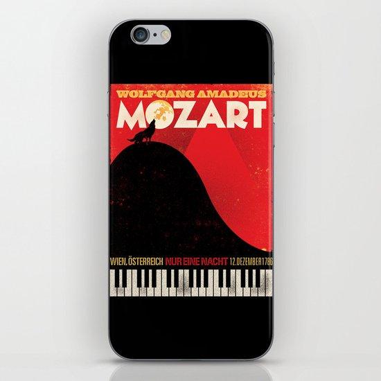 NUR EINE NACHT! iPhone & iPod Skin