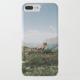 Bighorn Overlook iPhone Case