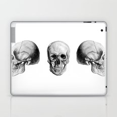 Graphite Skulls Laptop & iPad Skin