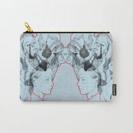 Redhanded Carry-All Pouch