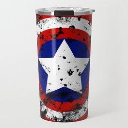 Captain's Shield Travel Mug