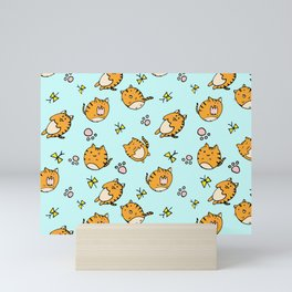Kawaii Cats Mini Art Print