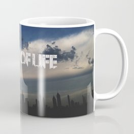The city of life // #DubaiSeries Coffee Mug