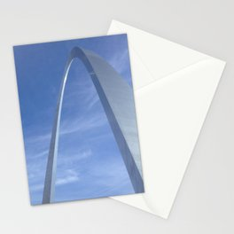 St. Louis Arch Stationery Cards