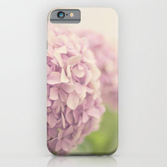Hortensias iPhone & iPod Case