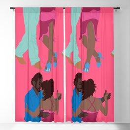 baila conmigo Blackout Curtain