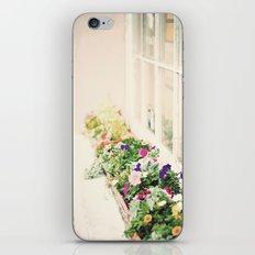 charleston flower boxes iPhone Skin