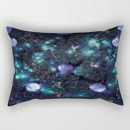 Forgotten Destruction  Rectangular Pillow