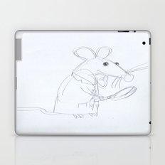 Mouse Scientist  Laptop & iPad Skin