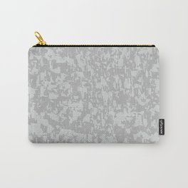 Zinc Plate Background Carry-All Pouch