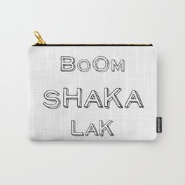 BoomShakaLak Carry-All Pouch