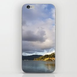 The Mouth of Andersons Bay iPhone Skin