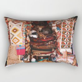 Carpets in Jaffo Rectangular Pillow