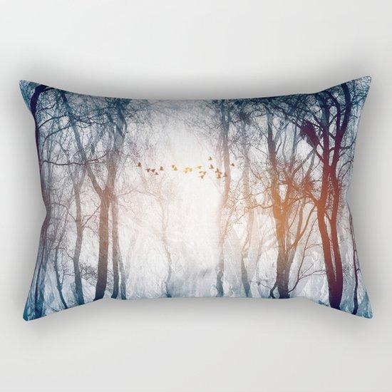 Morning Colours Rectangular Pillow