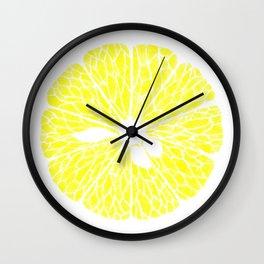 Lemonade Made Wall Clock